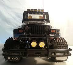 vintage jeep nikko jeep wrangler large 1 10 scale 9 6v u2013 xobyot com
