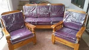 Teak Wood Sofa Set Wholesaler  Service Provider From Pune - Teak wood sofa set designs