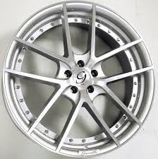 lexus ct200h tires gianelle monaco 22 x 9 0 silver wheels lexus ct200h 5x114 3 30 ebay