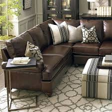 Leather Blend Sofa Sectional Blended Leather Sectional Review Furniture