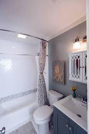 20 small bathroom before and afters calming colors hgtv and