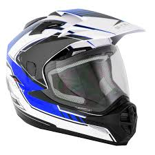 motocross helmet with face shield stealth hd009 adventure dual sport motocross motorcycle motorbike