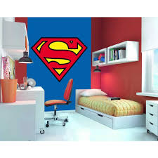 Superman Bedroom Decor by Dc Comics Superman Wallpaper Great Kidsbedrooms The Children
