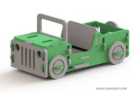 small jeep for kids jeep kids furniture play lock by cubbykraft