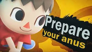 Animal Crossing Villager Meme - creepy villager know your meme
