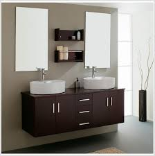 Freestanding Bathroom Furniture Decoration Ideas Fantastic Free Standing Bathtub With Dark Brown