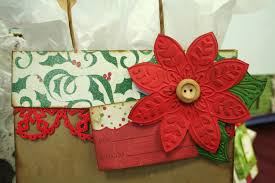 paper crafts paper bag christmas crafts