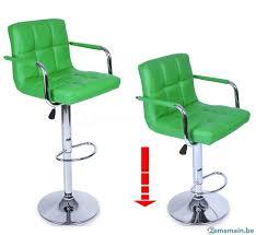 set de cuisine set de 2 tabouret de bar chaise longue de cuisine design a