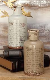Antique Ceramic Vases Lark Manor Vintage Ceramic Vase U0026 Reviews Wayfair