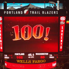 portland trail blazers to replace 100 point freebie chalupa with