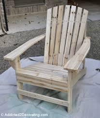 Used Adirondack Chairs Patio Progress My 36 Adirondack Chairs