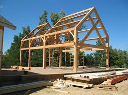 advantage of a timber frame home master builders