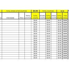 Cost Of Living Spreadsheet Best 25 Coupon Spreadsheet Ideas On Budget