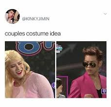 Meme Costume Ideas - couples costume ideas kpop mememino amino