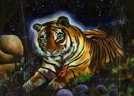 tiger at is