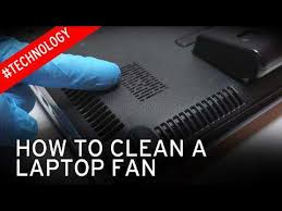 how to clean laptop fan how to clean the hp laptop fans youtube
