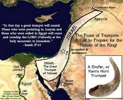 shofar from israel pillar of enoch ministry