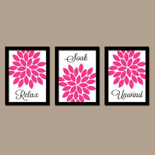 Pink Black And White Shower Curtain Best Black Flower Shower Curtain Products On Wanelo