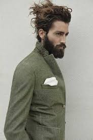 hairstyles for men with thick wavy medium hair haircut
