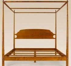 Shaker Bedroom Furniture by Shaker Pencil Post Bed U2039 Decor Love