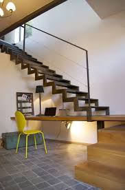Staircase Design Inside Home The 25 Best Industrial Stairs Ideas On Pinterest Industrial