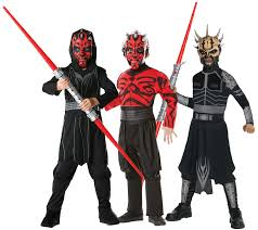 party city halloween costumes boys darth maul boys star wars halloween villain fancy dress kids child