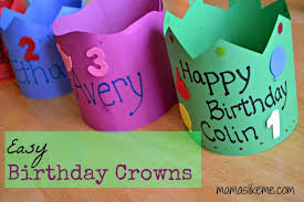 9 best images of preschool birthday crowns paper birthday crown