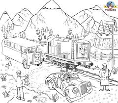 9 kaden images coloring pages thomas