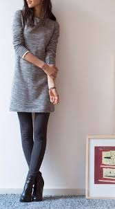 sweater dress and 15 comfy sweater dresses for cold weather styleoholic