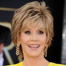 bing hairstyles for women over 60 jane fonda with shag haircut jane fonda short hairstyles 2013 i might like this in a