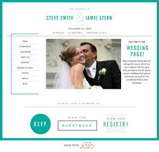 registry wedding website sponsored post wedding jojo elizabeth designs the wedding