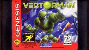 classic game room vectorman review for sega genesis video