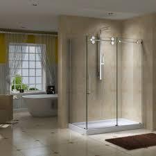 Shower Door 36 Ckb 36 X60 79 High Frameless Smooth Gliding Shower Doors 1 2