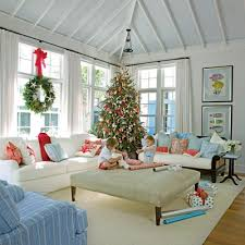 Coastal Cottage Living Rooms by 38 Easy Holiday Decorating Ideas Starfish Holidays And Silver