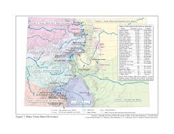 County Map Of Colorado by Colorado Water Map U2013 Summit County Citizens Voice
