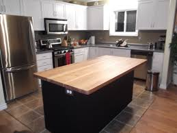 wood kitchen island top live edge tables furniture tree green team collingwood ontario