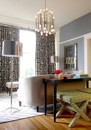 beautiful living room designs with stylish floor lamps
