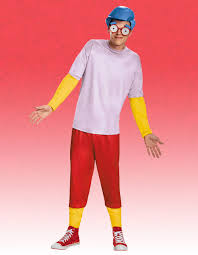 Halloween Costumes Simpsons Collection Milhouse Halloween Costume Pictures 20 Milhouse