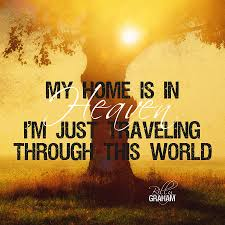 Christian Quotes Heaven Is My Home Photograph By Christian Quotes