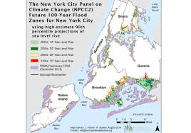 New York City Tax Map by Hurricane Sandy Level Storms Could Flood 25 Of New York City By