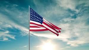 Hd American Flag Usa Flag 3d Max Animation Hd Youtube