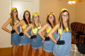 halloween costumes minion minion costumes well that u0027s pinteresting