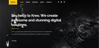 20 free html templates with high impact designs code with coffee