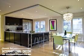 Modern Kitchen Ceiling Lights Suspended Ceiling Ideas Jkimisyellow Me