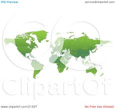7 Continents Map Continents Map Clipart To Glue On Globe Collection