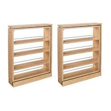 what is a cabinet base filler rev a shelf 432 bf 3c 3 cabinet base filler pullout organizer maple 2 pack