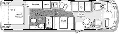motorhome floor plans colorado rv floor plans colorado rv