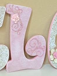 baby nursery decor wooden wall baby name letters for nursery