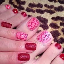 35 cute valentine u0027s day nail art designs stayglam