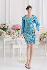 aqua blue sequin dress short aqua blue dress for girls vampal
